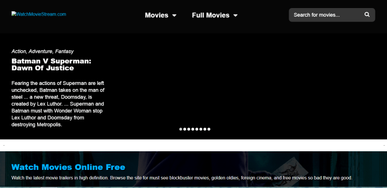 Watch Movie Stream