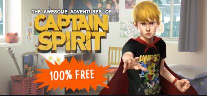 Le fantastiche avventure di Captain Spirit