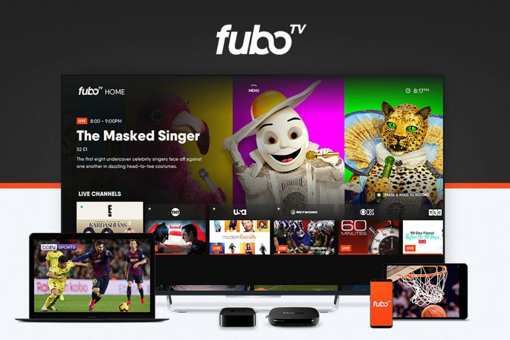 Fubo TV streaming NBA