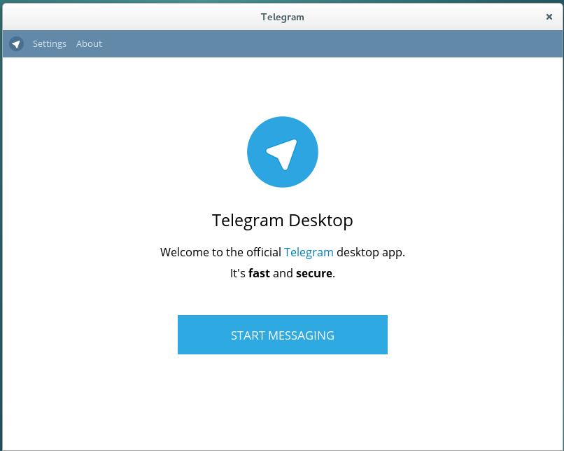 Telegram senza un numero