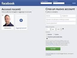 Accesso Diretto a Facebook
