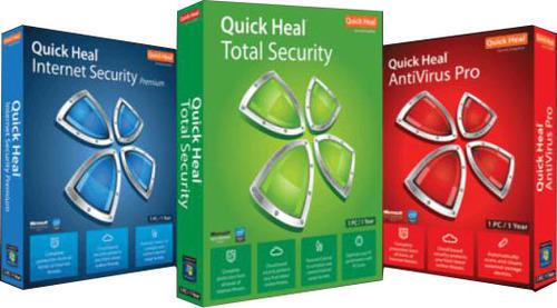 Programma antivirus Quick Heal