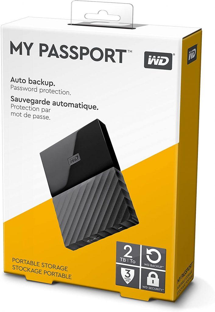 Western Digital WD My passport