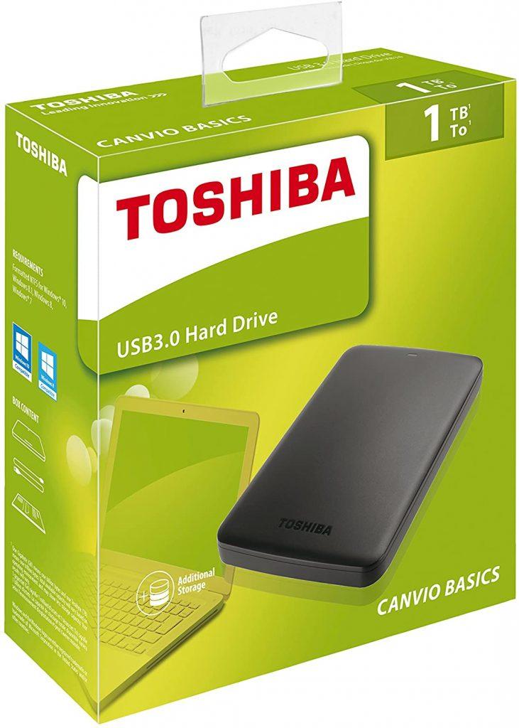 TOSHIBA HDTB310EK3AA