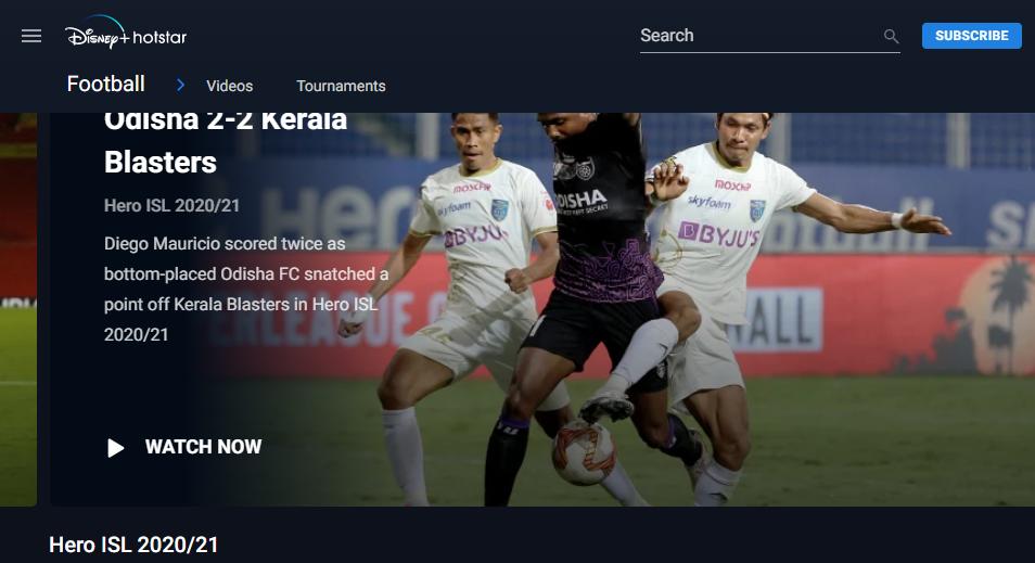 live streaming calcio
